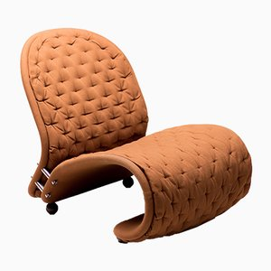 G de Luxe Lounge Chair by Verner Panton for Fritz Hansen, 1970s