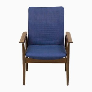 Rosewood Diplomat Armchair by Finn Juhl for Cado, 1960s