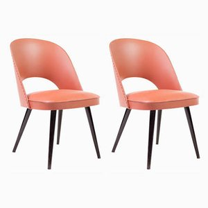 Dining Chairs by Oswald Haerdtl for Thonet, 1950s, Set of 2