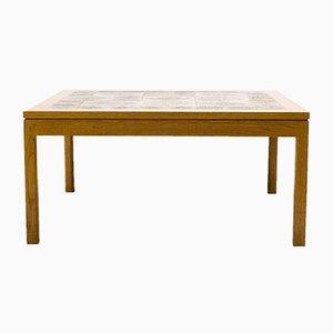 Table Basse en Céramique par Erik Wørts & Tue Poulsen, 1960s