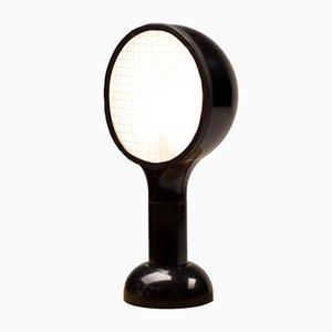 Lámpara de mesa de Adalberto Dal Lago para Bieffeplast, años 70
