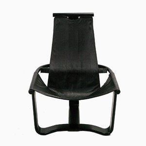 Vintage Lounge Chair by Ingmar Relling