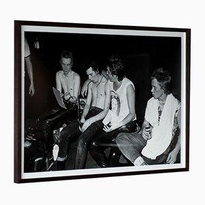 Vintage Sex Pistols Poster by Dennis Morris
