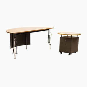 Desk by Perry King and Santiago Miranda, 1980s