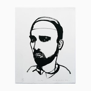 Semite Lithograph by Marlene Dumas, 2000s