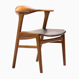 Cowhorn Dining Chair, 1960s