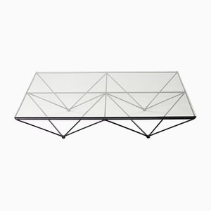 Architectural Coffee Table by Paolo Piva for B&B Italia, 1980s