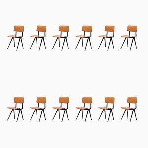 Result Esszimmerstühle von Friso Kramer für Ahrend De Cirkel, 1970er, 12er Set