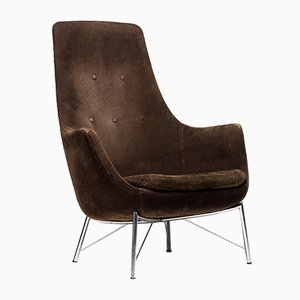 Pastoe FM31 Lounge Chair by Karl Ekselius, 1950s