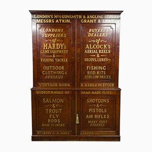 Mueble victoriano antiguo