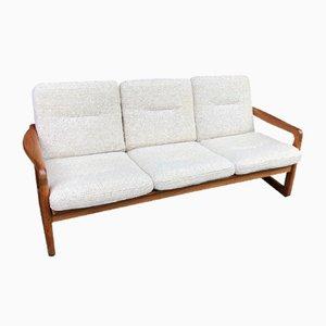 3-Sitzer Sofa mit Gestell aus Teak von Kristensen Juul, 1960er