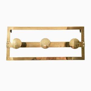 Art Deco Brass Rack, 1920s