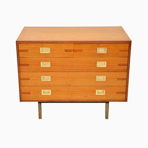 Elm and Walnut Dresser, 1960s