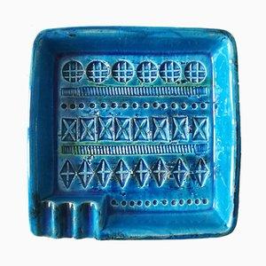 Aschenbecher aus Keramik von Aldo Londi für Sardartis, 1960er