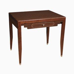 Französischer Schreibtisch aus Holz, 1980er