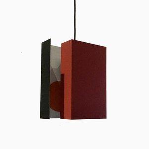 Lampe à Suspension Mid-Century par Simon Henningsen pour Lyfa
