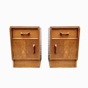Mid-Century Nightstands from G Plan, Set of 2