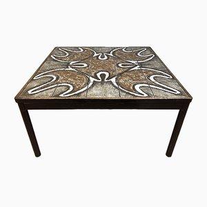 Tavolino da caffè vintage di Ox-Art