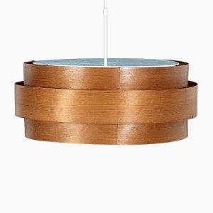 Mid-Century Pendant Lamp by Hans-Agne Jakobsson for AB Ellysett Markaryd