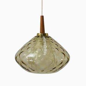Skandinavische Mid-Century Deckenlampe, 1960er