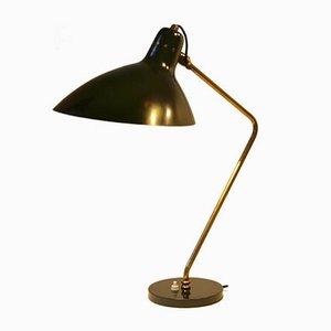 Moderne Mid-Century Tischlampe von Jean Boris Lacroix, 1950er
