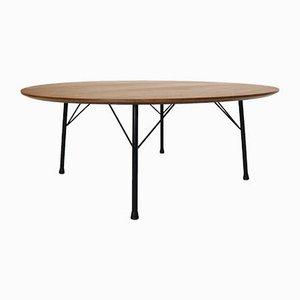 Table Basse en Teck par Cees Braakman pour Pastoe, Pays-Bas, 1960s