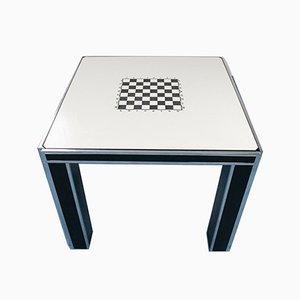 Tavolo da gioco di Joe Colombo per Zanotta, anni '70