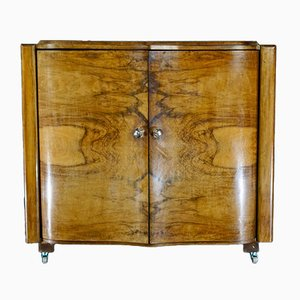 French Radio Sideboard by G Marconi, 1920s