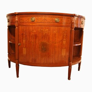 Antique Mahogany Sideboard, 1900s