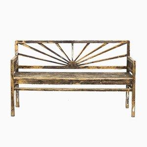 Panca antica in legno