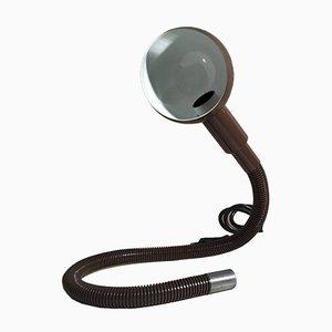 Braune Tischlampe von Isao Hosoe für Valenti Luce, 1968