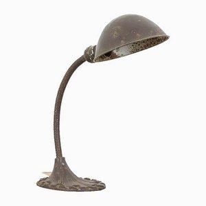 Tischlampe von Muncie Ind., 1930er