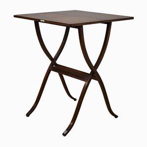 Antique Edwardian Mahogany Side Table