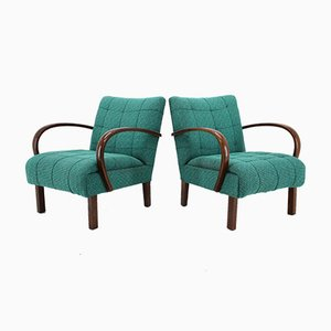 Armchairs from Thonet, 1902, Set of 2