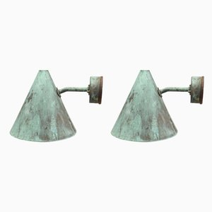 Sconces by Hans-Agne Jakobsson for Hans-Agne Jakobsson AB Markaryd, 1950s, Set of 2