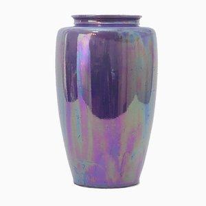 Vase de Ruskin Pottery, 1918