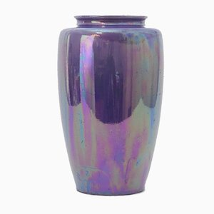 Vase von Ruskin Pottery, 1918