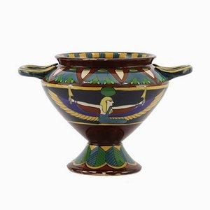 Antike Vase von Frederick Rhead für Shelley Foley