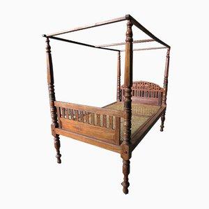 Sofá cama antiguo