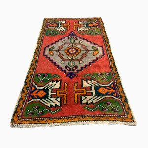 Small Turkish Rug, 1960s