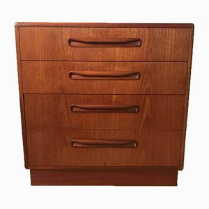 Teak Chest of Drawers from G-Plan, 1960s