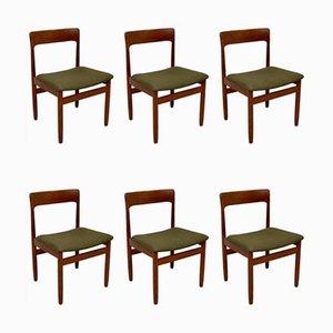 Esszimmerstühle von John Herbert für A. Younger Ltd., 1960er, 6er Set