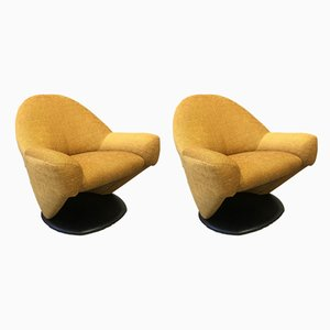 Lounge Chairs by Leolux for Leolux, 1980s, Set of 2