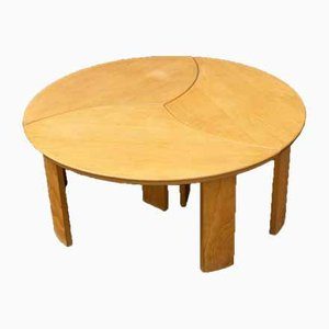 Beech Coffee Table from Seltz, 1980s