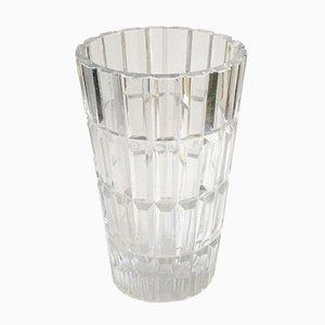 Crystal Vase, 1930s