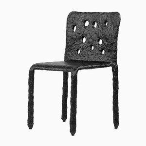 Geformter Stuhl in Orange von Victoria Yakusha