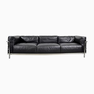 Lc3 Sofa by Le Corbusier for Cassina, 2000s