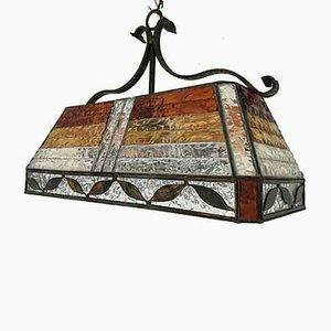 Vintage Deckenlampe von Poliarte