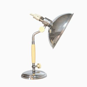 Große industrielle Tischlampe, 1960er