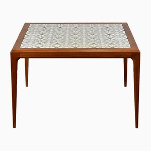 Danish Teak Coffee Table by Johannes Andersen for CFC Silkeborg, 1960s